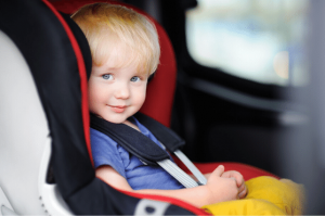 Child car seats are available with our West palm beach airport car service.